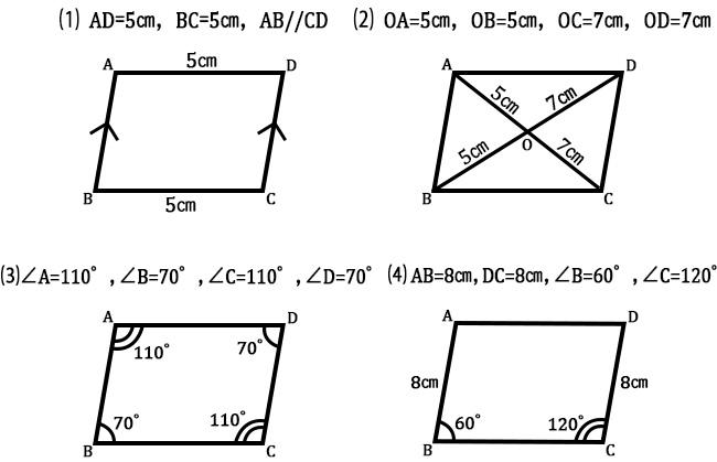 平行四辺形3